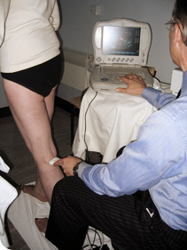 Varicose Vein Assessments & Scanning for Vein Treatments